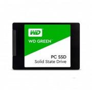 "UNIDAD SSD WD WDS480G2G0A 480GB GREEN 2.5"" SATA-negro"