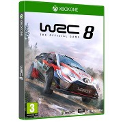 WRC 8 The Official Game - Xbox One