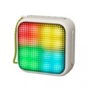 Тонколона Energy Sistem Beat Box 2+ Lightcube, 1.0, 5W RMS, Bluetooth, сив, до 6 часа работа, LED RGB подсветка