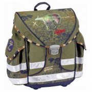 Spiegelburg Школьный ранец T-Rex Ergo Style с наполнением 30267
