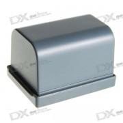 Paquete de baterias compatible con NB-2L14 1500mah para el canon DV-FV M100 / ELURA 40MC y mas