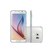 Samsung Galaxy S6 32GB 4G Android 5.0 Tela 5.1 Câmera 16MP - Branco