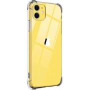 Husa de protectie Shockproof Silicon High Tech pentru Apple iPhone 11 Crystal Clear