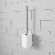 Четка за тоалетна UMBRA FLEX SURE-LOCK - цвят бял