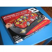 Operation Pit Stop Dale Earnhardt Jr Edition SKILL GAME NASCAR #8 13 INCH X 20 INCH