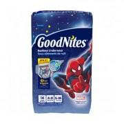 GOODNITES Youth Pants, Small/Medium Boy, Jumbo Pack Part No. 41313 Qty Per Package