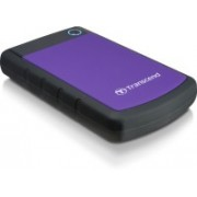 Transcend 2TB Portable 2 TB External Hard Disk Drive(Purple)