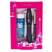 Lancome Mascara Hypnose X-Mas Kit 6,2ml за Жени - спирала 6,2 ml + молив за очи Le Crayon Khol 0,7 g 01 Noir + почистващ продукт за грим Bi-Facil 30 ml Нюанс - 01 Noir Hypnotic