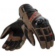 Revit Dominator Gore-Tex Handskar Röd Beige 3XL