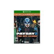Payday 2: the big score dlc packs - xbox one