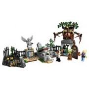 Lego Misterul Din Cimitir