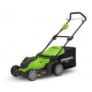 GREENWORKS Rasaerba - G40lm41k4