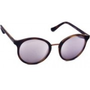 Vogue Round Sunglasses(Multicolor)