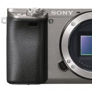 Sony Alpha ILCE-6000 Body Grey