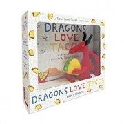 Dragons Love Tacos Book and Toy Set [With Book and Dragon Plush Toy]/Adam Rubin