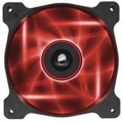Вентилатор за кутия Corsair Air Series AF120 LED Quiet Edition High Airflow Fan, 120mm x 25mm, Single Pack, Червен, CO-9050015-RLED