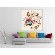 Tablou decorativ abstract - cod A35