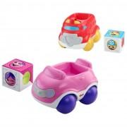 Mattel fisher price brilliant basics veicoli tante sorprese cdv89 assortiti (no scelta)