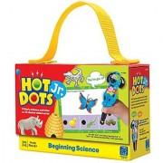 Educational Insights Hot Dots Jr. Card Set- Beginning Science