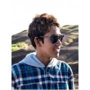 Quiksilver Joshua - Gafas de Sol para Chicos - Negro - Quiksilver