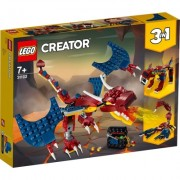 Dragon de foc 31102 LEGO Creator