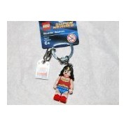 Lego Wonder Woman Key Chain 853433