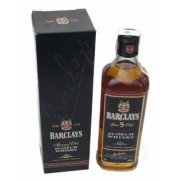 Barclay`s Scotch Whisky