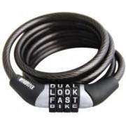 Korjo Wordlock Minicable Safety Lock(Black)