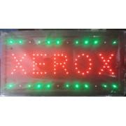 Reclama LED - XEROX -