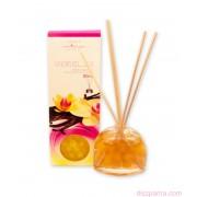 VANÍLIA bambuszpálcás illatosító