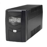 No Break Koblenz 7011 USB/R, 700VA pantalla LCD, 6 contactos