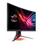 "Asustek ASUS ROG Strix XG27VQ - Monitor LED - curvo - 27"" - 1920 x 1080 Full HD (1080p) - VA - 300 cd/m² - 3000:1 - 4 ms - HDMI, DVI-D,"