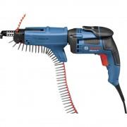 Bosch Professional GSR 6-45 TE + MA 55 Električni odvijač za pregradne zidove