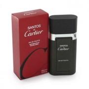 Cartier Santos De Cartier Eau De Toilette Spray 1.6 oz / 47.32 mL Men's Fragrance 401424