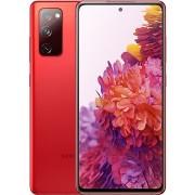 Samsung Galaxy S20 FE piros