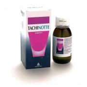 Angelini Spa Tachinotte Sciroppo Flacone 120 Ml