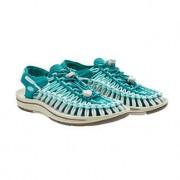 KEEN® Outdoor-Sandale Uneek™, Damen, 42 - Türkis