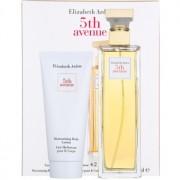 Elizabeth Arden 5th Avenue lote de regalo VIII. eau de parfum 125 ml + leche corporal 100 ml