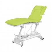 Table de massage électrique NANTES LIGHT GREEN