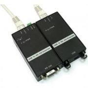 Extender USB to RS232 Over RJ-45,Roline 15.06.0026