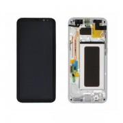 Display Samsung Galaxy S8+ G955 Original SWAP Argintiu