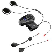 Sena 10S Auricular Bluetooth solo Pack Negro un tamaño