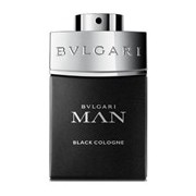 Man black cologne eau de toilette para homem 60ml - Bvlgari