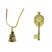 Astro Guruji combo set of hanuman chalisa yantra and kuber kunjikey which brings good luck and prosperity