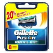 Gillette Fusion Proglide ( 8 ks ) - Náhradní hlavice