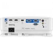 Видеопроектор BenQ MX611, DLP, XGA, 4000 ANSI, 20 000:1, бял