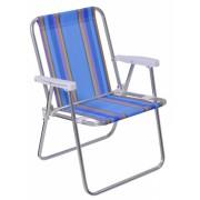 Cadeira Alumínio Alta - Mor
