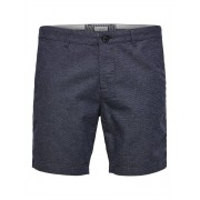 SELECTED Straight Fit - Shorts Man Blå