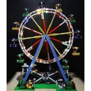 lighting kit for Lego 10247 Ferris Wheel blinking RGB LED USB power
