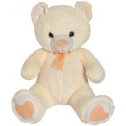 Ultra Angel Teddy Soft Toy 22 Inches - Butter
